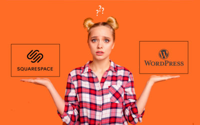 WordPress or Squarespace or What?